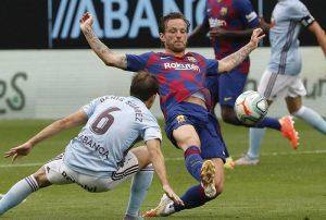 #LaLiga: Iago Aspas frustra al Barcelona