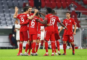 Lewandowski da al Bayern el pase a la final de la Copa de Alemania