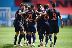 Bayern remonta en Leverkusen en otra demostración de superioridad