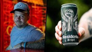 La cerveza Residente Tripel del cantante René ya está a la venta