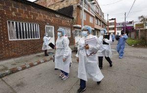 Colombia se acerca a 40.000 casos de COVID-19 que se riega por todo el país