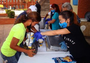 Fundación Belloso continúa consolidando esfuerzos para la población venezolana más vulnerable