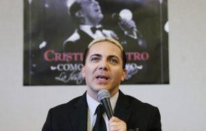 Cristian Castro confesó en una entrevista: «me gusta perder el control»