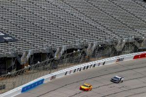 La NASCAR volverá a permitir público en sus carreras el 14 de junio