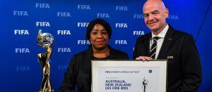 Australia y Nueva Zelanda serán sedes conjuntas de la Copa Mundial Femenina de la FIFA 2023™