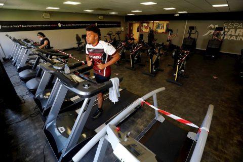 Español Urgente: gimnasio, mejor que el anglicismo «gym»