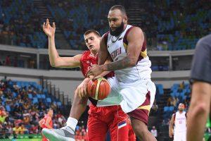 Selección de baloncesto de Venezuela  contará con Gregory Echenique en el Preolímpico de Lituania