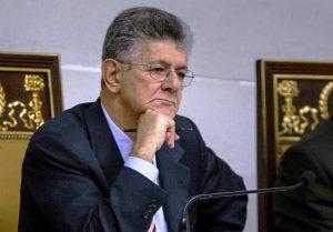 Ramos Allup: «Acción Democrática no se va a jugar su destino entre ladrones, va a resistir»