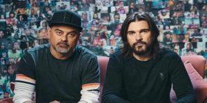 «Pasaran» es el nuevo sencillo de Nach y Juanes, en apoyo a los refugiados