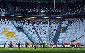 Vuelve a rodar el balón en Italia con la semifinal de Copa Juventus-Milan