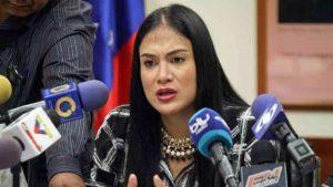 Laidy Gómez declaró la Gobernación del Táchira en emergencia presupuestaria