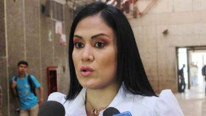 Laidy Gómez a Maduro: «no renunciare a la lucha política que vengo  desarrollando desde hace más de 17 años»