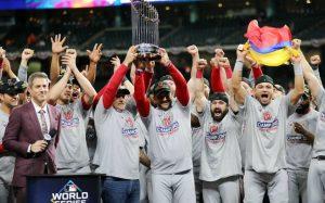 (#MLB) Nacionales de Washington pagará salarios completos a sus jugadores de Ligas Menores
