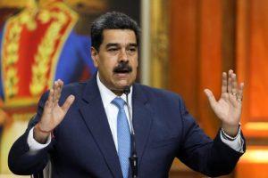 Trump dice que sólo se reuniría con Maduro para discutir su salida del poder