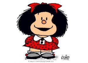 El día que no se dibujó más a Mafalda