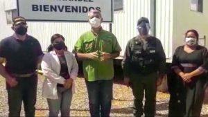 Activan en Mara Centro de Atención Medica y Aislamiento, con 112 pacientes con COVID-19