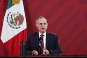 México marca récord en un día al registrar 4.883 contagios de COVID-19