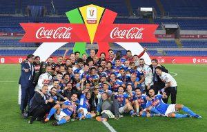 El Napoli conquista su sexta Copa Italia