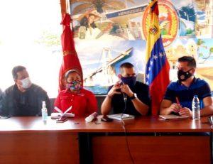 Omar Prieto reitera medidas de cuarentena radical decretadas por el Ejecutivo Nacional