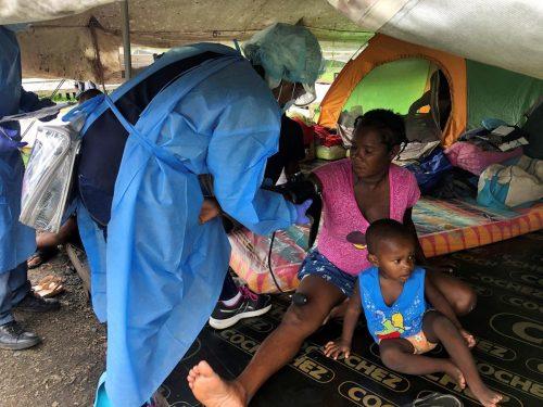 Panamá cierra el año con más de 4.000 muertos por la COVID y 246.790 casos