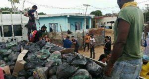Familias en Ciudad Ojeda son beneficiadas con entrega de bolsas de alimentación solidaria