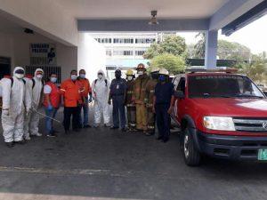 Protección Civil del municipio Lagunillas se pone a punto ante la llegada de las lluvias