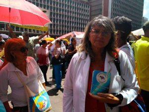 Condenan persecución en contra la presidenta del Colegio de Enfermería del Zulia