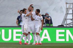 Real Madrid regresó triunfal