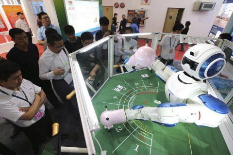 ¿Serán los robots el futuro del mercado laboral?