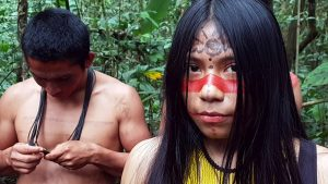 El último sueño Sapara, sobrevivir en la Amazonía