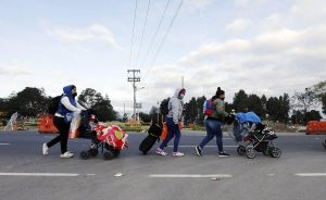 ACNUR: Perú es el segundo país con mayor cantidad de solicitud de refugio de venezolanos