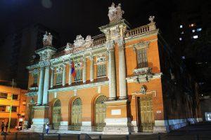 Teatro Nacional de Caracas festeja 115 años de su inauguración magistral