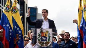 Guaidó agradeció al Reino Unido su apoyo en la protección de los activos de Venezuela