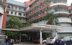 Hospital Universitario de Caracas fue desinfectado
