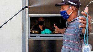 Venezuela sobrepasa la barrera de los 12.000 casos por la COVID-19