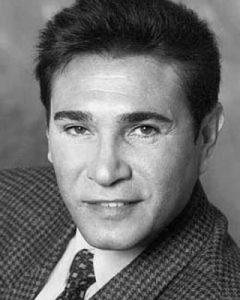 Actor zuliano Daniel Alvarado