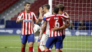 Atlético de Madrid finalizó tercero y va a la próxima Champions League