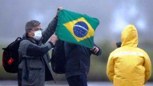Brasil implantó récord de casos por la COVID-19  en la últimas 24 horas