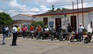 Detenidas 11 motos por infringir la cuarentena en Mara.
