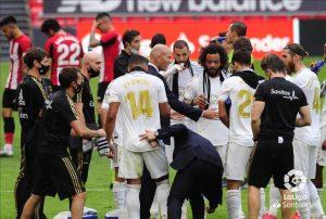En el Real Madrid, todos aportan
