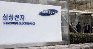 Samsung Electronics estima un segundo trimestre mejor de lo esperado