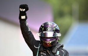Lewis Hamilton ganó de punta a punta  el Gran premio de Estiria
