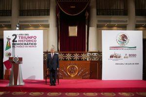 Presidente de México dice dio negativo a prueba de coronavirus antes visita a EEUU