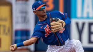 El criollo Andrés Giménez hizo el equipo grande de los New York Mets