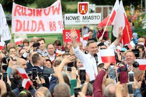 Andrzej Duda logra la reelección en una Polonia dividida