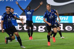 (#SerieA) Atalanta cosecha su novena victoria consecutiva tras superar al Napoli