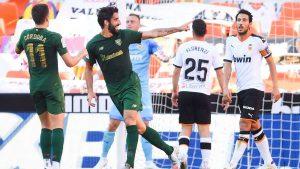 (#LaLiga) Athletic de Bilbao continúa encendido y derrota sin complicaciones al Valencia