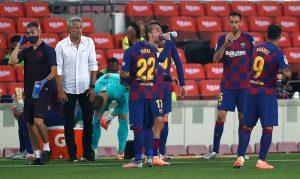(#LaLiga) Barcelona recibe al Osasuna esperando no tropezar y deseando un milagro en Madrid