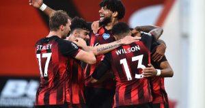 (#Premier) Bournemouth golea sorpresivamente al Leicester