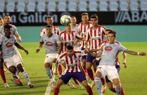 (#LaLiga) Atlético de Madrid apenas se lleva un punto en su visita al Celta de Vigo
